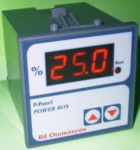 P-Panel Power Regulator
